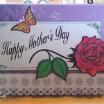 Mother's Day Card Sample