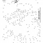 Free 2014 Father's Day Dot-to-Dot puzzles