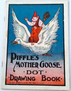 Piffle's Mother Goose Dot Drawing Book
