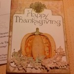 2014 Thanksgiving Greeting Card-Last Minute