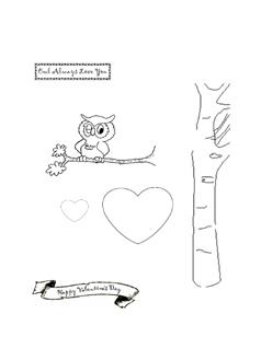 Owl_Valentine_Images