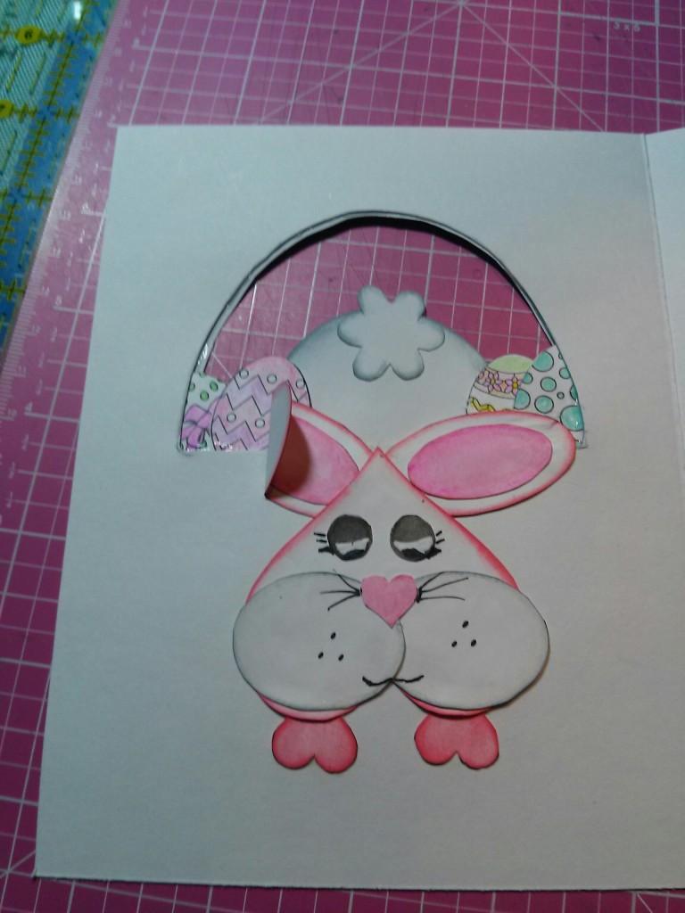 Easter Sunday Card inside