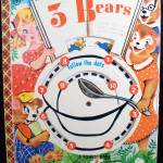 Vintage Dot-to-Dot Collection – The Story of the Three Bears