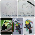 Coloring in the Dots