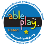 Greatest Dot-to-Dot Book earns 2012 Able Play Rating
