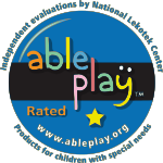 Greatest Dot-to-Dot Super Challenge Book Series earns 2012 Able Play Rating
