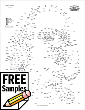 Free Printable Connect the Dot Puzzle Download We Are Connected Dot-to-Dot Philadelphia sample