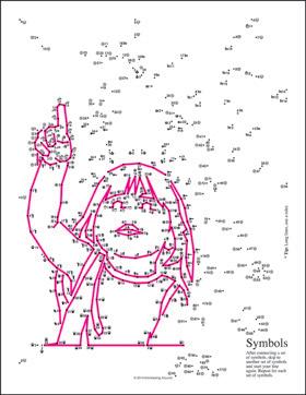 monkeying around dot to dot pdf
