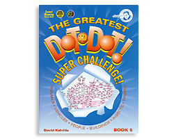 The Greatest Dot-to-Dot Super Challenge provides a whole new level of challenge and intrigue.
