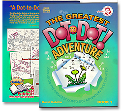 The Greatest Dot-to-Dot Adventure Book provides a whole new level of challenge and intrigue.