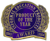 The Greatest Dot-to-Dot Informal Education Product Award