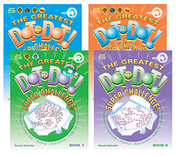 The Greatest Dot-to-Dot Super Challenge Set provides a whole new level of challenge and intrigue.