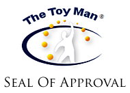 The Greatest Dot-to-Dot The Toy Man® Seals of Approval
